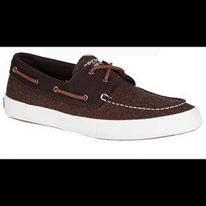 Sperry Top-Sider Wahoo 2-Eye Knit Sneaker Men 8.5